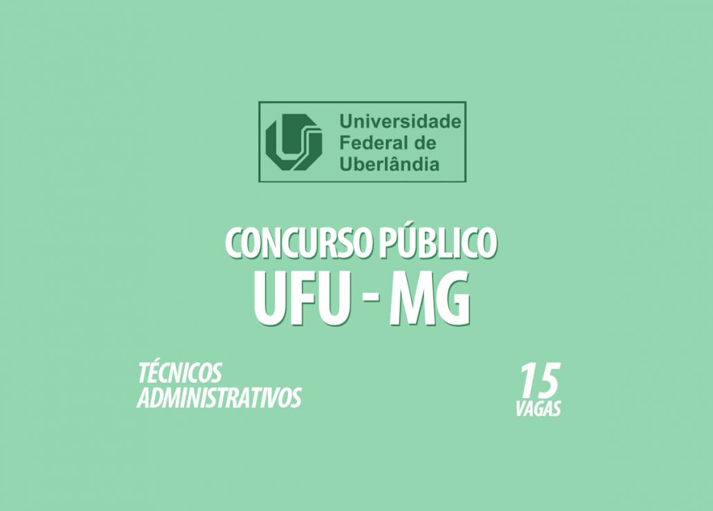 Concurso Público UFU - MG Edital 027/2021